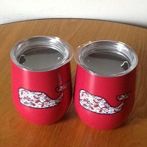 Vineyard vine cups